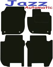 Deluxe Quality Car Mats for Honda Jazz Automatic 15-17 ** Tailored for Perfect f