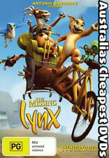 The Missing Lynx  DVD NEW, FREE POSTAGE WITHIN AUSTRALIA REGION   ALL