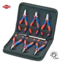 Elektronikzangen-set 7tlg. KNIPEX 00 20 16