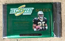 2006 Score Select Football Hobby Pack (RC, Auto, Jersey)?