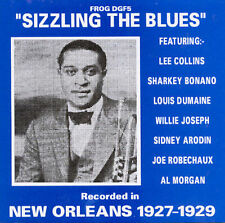 SIZZLING THE BLUES - New Orleans 1927-1929 Various Artists  CD MINT Free Ship!