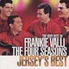 FRANKIE VALLI (NEW 2 CD SET) (JERSEY BOYS / JERSEY'S VERY BEST OF) GREATEST HITS