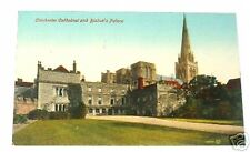 Sussex - Chichester Cathedral and Bishop's Palace