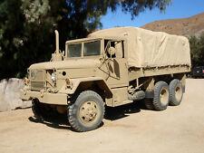 M35A2 M35A3 NIB Tan Cargo cover - Deuce and a Half