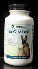 Thomas Lab BIO CASE PLUS Premium Pancreatic Support Dogs and Cats 180 Capsules