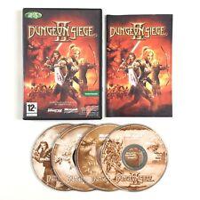 Dungeon Siege 2 II Jeu Sur PC