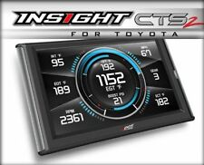 BRAND NEW Edge Insight CTS2 Monitor/ In-Gauge Display 84131 for Toyota Vehicles