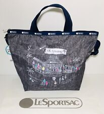 NEW LeSportsac Easy Carry Tote Hawaiian Exclusive Anniversary Party 2431 K674