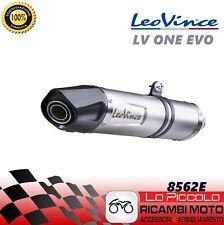 8562E SCARICO LEOVINCE LV ONE EVO INOX TITANIO CARB SYM GTS 300 2010 2011 2012