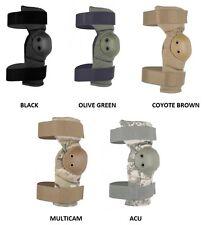 More details for alta tactical altacontour elbow pads mc a-tacs od black coyote tan 53112