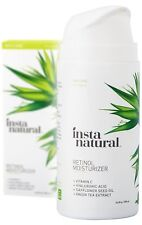 InstaNatural Retinol Moisturizer Anti Aging Cream - Anti Wrinkle Lotion   ak