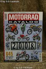 Motorrad Katalog Nr. 39 2008