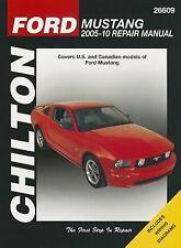 2005-2010 Chilton Ford Mustang Repair Manual