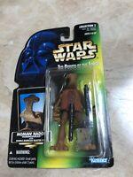 Vintage Star Wars Kenner (1996) Momaw Nadon Hammerhead Toy Figure Series 2 Rare