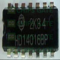 6PCS HD14016BP DIP14 HITACHI