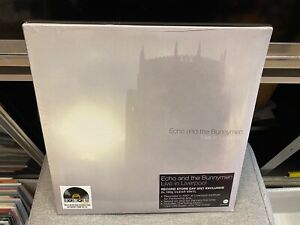 Echo and the Bunnymen Live In Liverpool 2x LP 180 g CLEAR colored RSD 2021 NEW