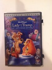 Lady and the Tramp (DVD, 2006, 2-Disc Set, Special Edition)Authentic Disney
