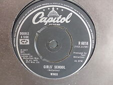 WINGS Girls school / mull of kintyre R 6018