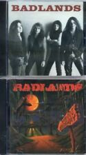 2CD set Badlands ‎– Badlands CD 1989+Badlands ‎– Voodoo Highway CD 1991  2CD set
