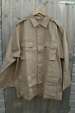 Kuwaiti Military / Police - Khaki Shirt / Jacket - size XL - (New) .