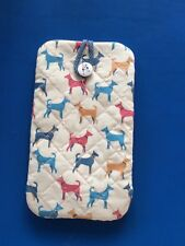 Handmade Fabric iPhone 6s Case / Glasses/tissues Case ~ Quilted
