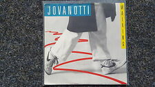 "JOVANOTTI-Walking 7"" single GERMANY"