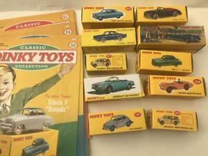 10 Dinky DeAgostini 104 162 1423 197 181 539 24U 543 197 24S Simca Morris Ford