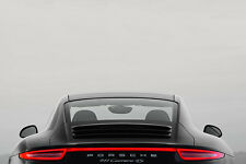 PORSCHE 911 CARRERA 4S  GARAGE POSTER 20 X 30 DIGITAL  PRINT