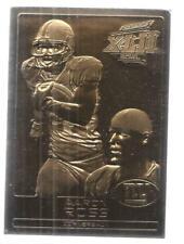 Aaron Ross 2008 Danbury Mint Super Bowl XL11 Giants 22kt Gold Card