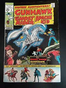 Marvel Comic -Western Gunfighters 4 Ghost Rider Marvel c.1971