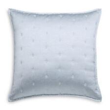Hudson Park Collection Nouveau Euro Pillow Sham Color Gray Nip
