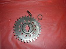 2000 Suzuki Quadmaster 500 4x4 ATV Oil Pump Gear (122/63)