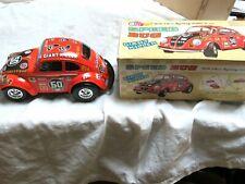 Vintage Toy Car Taiyo Volkswagen Speed Bug Giant Killer Mint in Box Unused