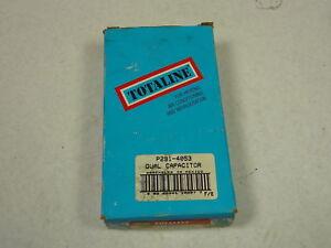 Totaline P291-4053 Dual Capacitor 370V 50/60HZ  NEW