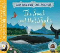 The Snail and the Whale Book and CD Pack by Julia Donaldson 9781509815265