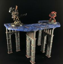 Sci-Fi Tile Catwalk Exp Kit#1- Necromunda, Warhammer 40k, Starfinder, Bluewyvren