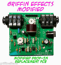 Dunlop Crybaby Wah GCB-95 Replacement Circuit Board Pre-Modified Drop-In PCB