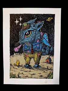 Giclee Print by Shelley Koopmann Dapper Sherman-