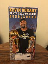 2018 Golden State Warriors Kevin Durant Santa Cruz Limited Edt SGA Bobblehead