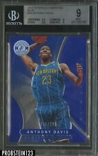 2012-13 Totally Certified Blue #29 Anthony Davis RC Rookie /299 BGS 9 MINT