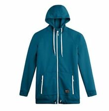 NWT Under Armour Mens STORM Infrared Freeway Hoodie Turquoise Jacket 1246890 XL