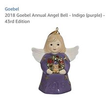 Goebel Angel Bell 2018- New! with Original Box- Mint!