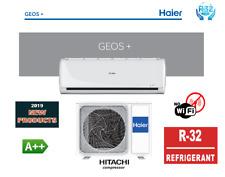 CLIMATIZZATORE CONDIZIONATORE INVERTER HAIER GEOS + R32 24000 btu A++
