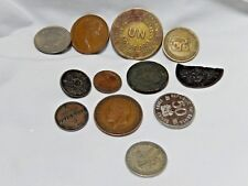 Vintage World Coins lot of 12 Assortment