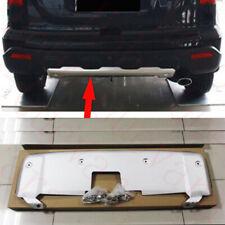 1x Auto Aluminum alloy Rear Bumper Protector Plate Trim For Honda CR-V 2007-2009