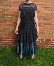 Maison Margiela Sheer Iridescent Maxi Dress Size 44 UK size 12. New With Tags