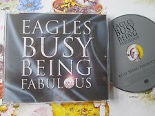 Eagles ‎– Busy Being Fabulous Label: Universal EBUSYCDP1 UK CD PROMO Single