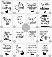 Diet Wall Quote Print A4 Kitchen Snacks Funny Food Night Home Gift *3FOR2*