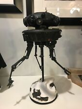 Star Wars Sideshow Exclusive Imperial Probe Droid 1st Edition Rare