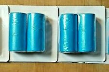Dog Waste Poop Bags Refill Blue -4 Rolls